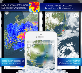 Top Notch Weather Forecast And Radar Applications For Apple Iphone
